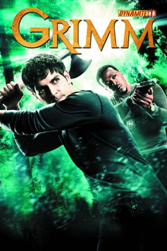 Grimm 1 cover photo
