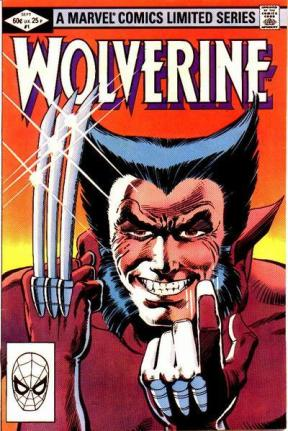 Wolverine mini-series by Claremont and Miller
