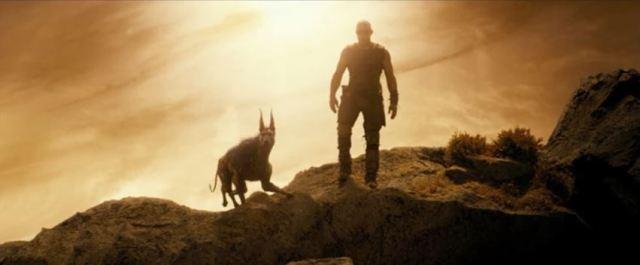 Riddick and pal