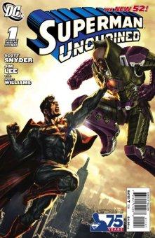 Alt Bermejo Superman Unchained 1