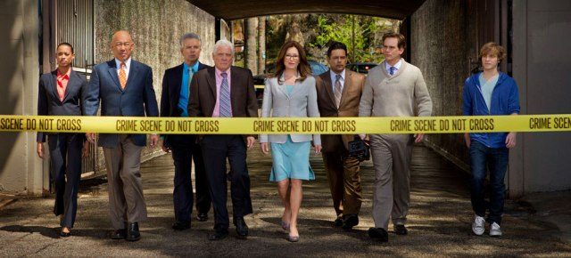 Major Crimes Season Two banner