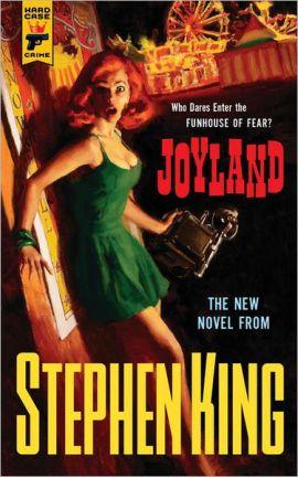 Orbik art cover to Joyland
