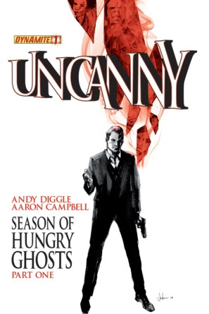 Uncanny Issue 1 Jock cover