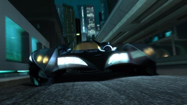 beware the batman batmobile