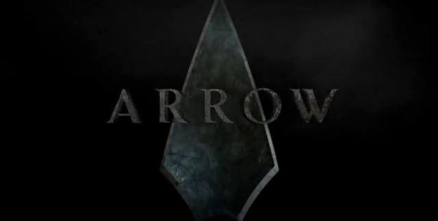 Arrow logo Season 2