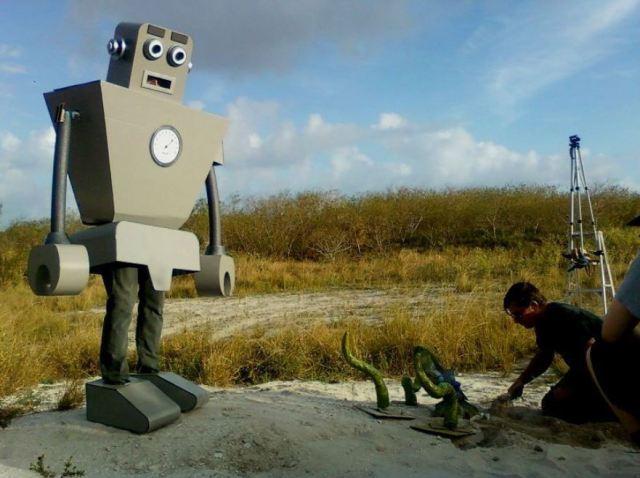 Robinson Robot