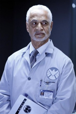 Ron Glass in Agents of SHIELD