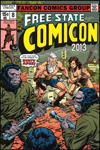 FreeCon poster 2013