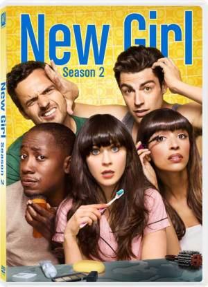 New Girl Season 2 DVD