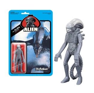 Alien ReAction action figure