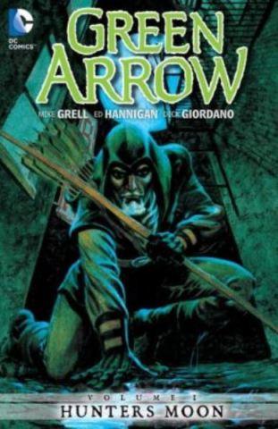 Green Arrow Hunters Moon