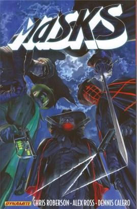 Masks trade cover