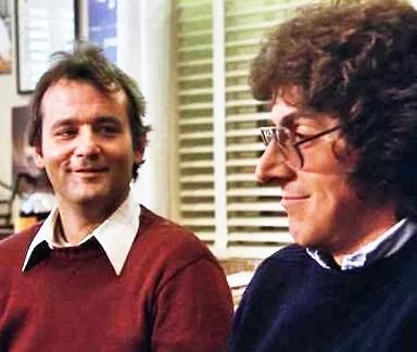 Harold Ramis and Bill Murray in Stripes