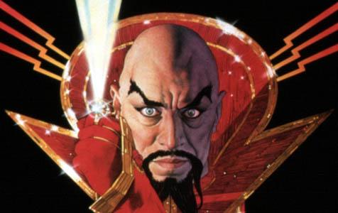 Ming the Merciless Von Sydow