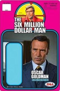 Oscar Goldman figure