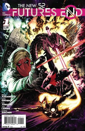 Ryan Sook Futures End cover 1