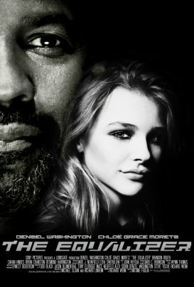 The Equalizer poster A