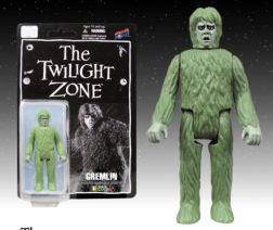 SDCC 2014 plane gremlin Twilight Zone color exclusive figure Ent Earth