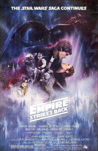 Empire Strikes Back Kastel