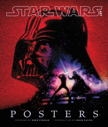 Star Wars Posters Abrams cover art
