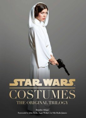 Star Wars Costumes The Original Trilogy cover