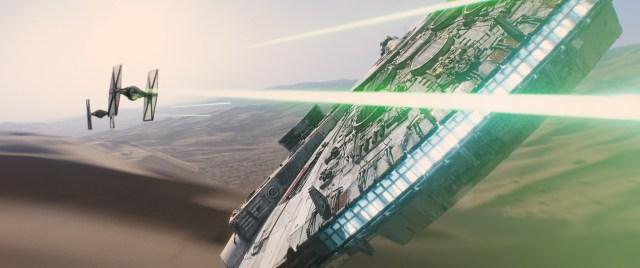 Star Wars Episode VII photo