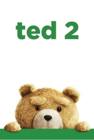 Ted 2 movie poster teaser