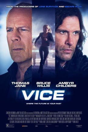 Vice movie poster Bruce Willis