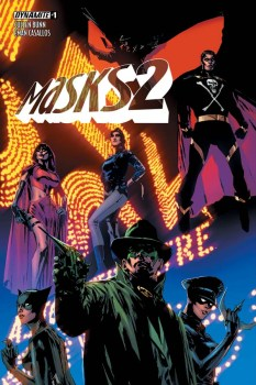 Masks 2 Ish 1 Butch Guice cover