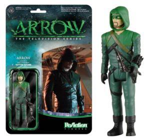Arrow Oliver Queen Funk ReAction