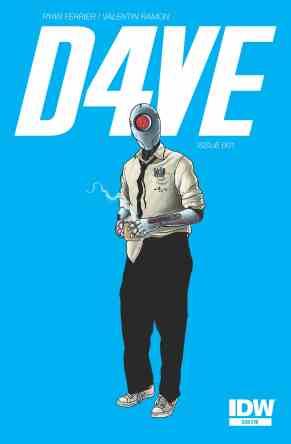 D4VE variant cover 1