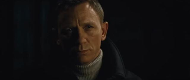 Craig as James Bond SPECTRE