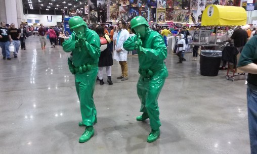 Little Green Army Men PC 2015