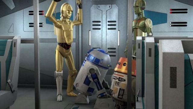 Star Wars Rebels C-3PO