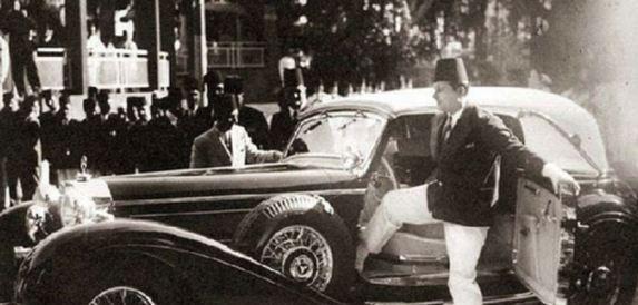 King Farouk of Egypt 1938
