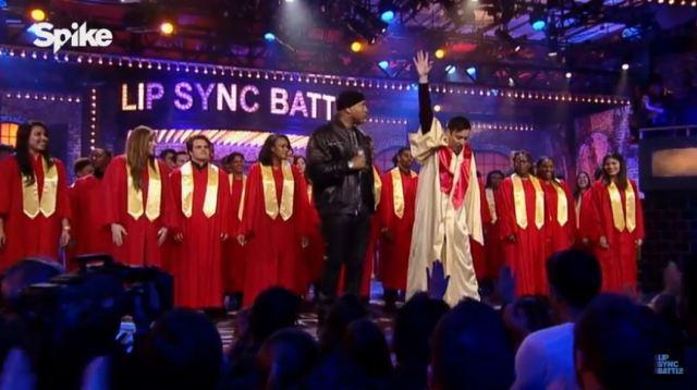 LL Cool J Jimmy Fallon Lip Sync Battle