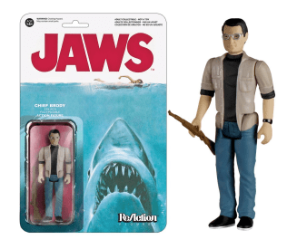Chief Brody Jaws Reaction Funko