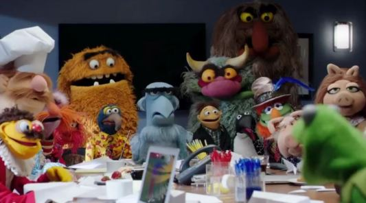 New Muppet Show on ABC