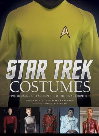 Star Trek Costumes Block and Erdmann final cover 2015