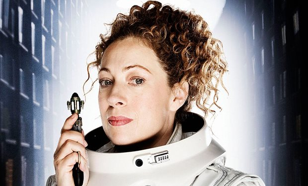 Alex Kingston River Song Doctor Who