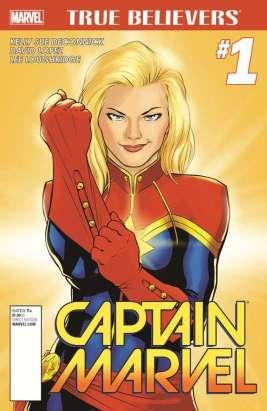 True Believers Captain Marvel