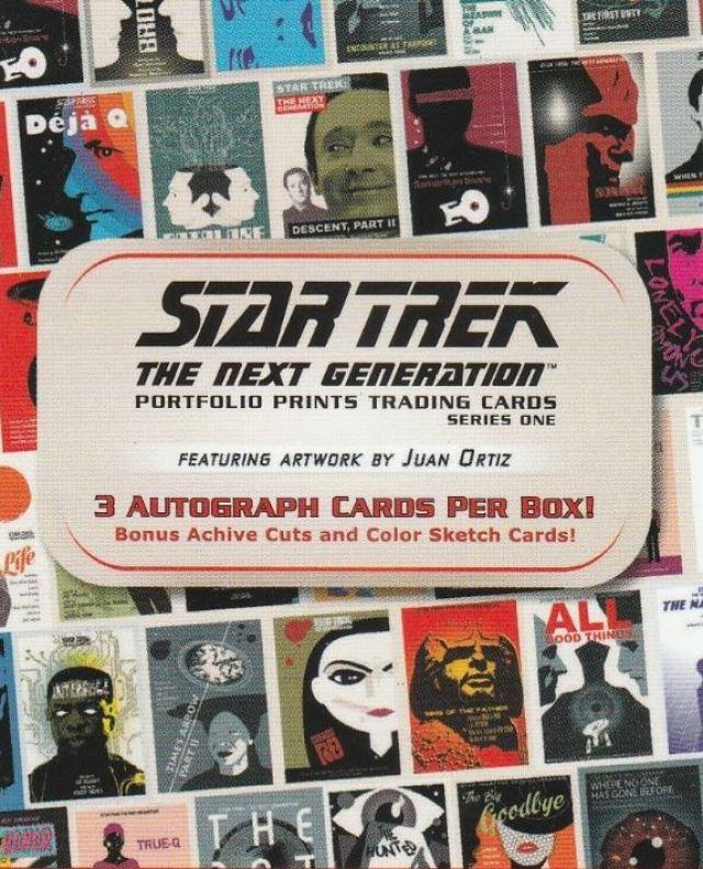 Juan Ortiz Star Trek Next Generation