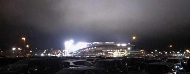 Kauffman Stadium 14 innings Tuesday October 28 2015 World Series Game 1