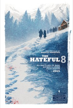 01 Hateful Eight poster