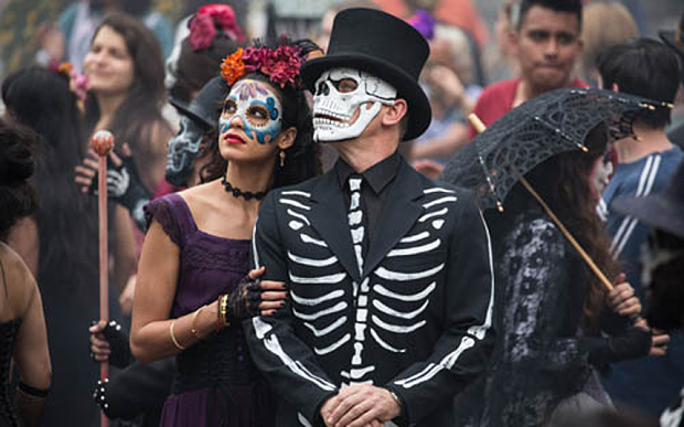 James Bond Day of the Dead