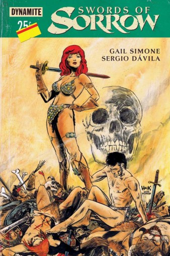 Swords of Sorrow cover