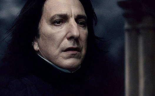 Severus Snape Rickman