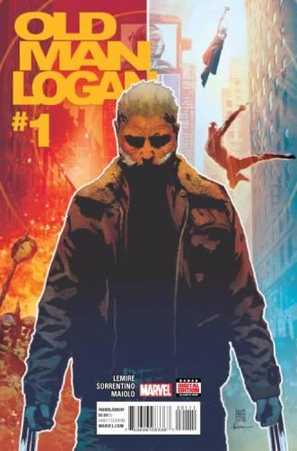 Old Man Logan 2016 1