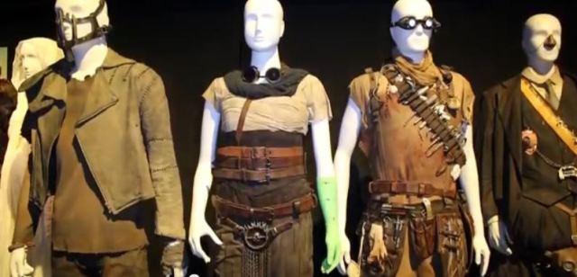 Fury road costumes