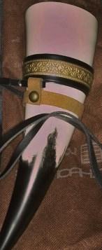 Floki Vikings horn replica